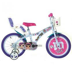 "DINO Bikes - Kids bike 16 ""616GLOL - LOL SURPRISE"