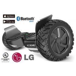 Hooboard - First All Terrain Smart Self Balance Scooter Board, Hoverboard, UL Certified, LG Battery, Waterproof, Dustproof